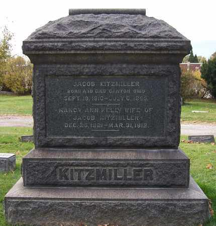 KITZMILLER, NANCY ANN - Stark County, Ohio | NANCY ANN KITZMILLER - Ohio Gravestone Photos