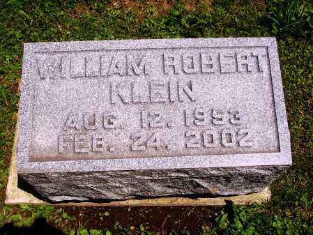 KLEIN, WILLIAM ROBERT - Stark County, Ohio | WILLIAM ROBERT KLEIN - Ohio Gravestone Photos