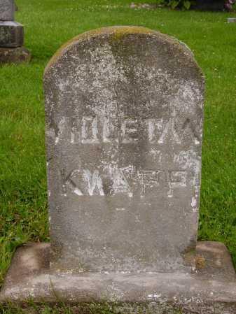 KNAPP, VIOLET M. - Stark County, Ohio | VIOLET M. KNAPP - Ohio Gravestone Photos