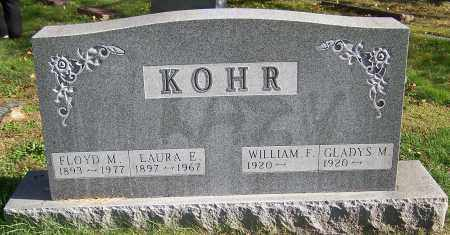 KOHR, WILLIAM F. - Stark County, Ohio | WILLIAM F. KOHR - Ohio Gravestone Photos