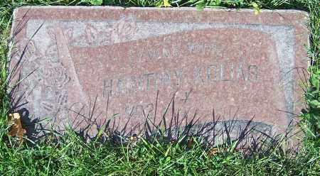 KOLIAS, HARITINY - Stark County, Ohio | HARITINY KOLIAS - Ohio Gravestone Photos