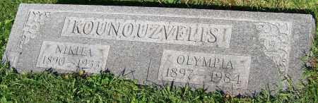 KOUNOUZVELIS, OLYMPIA - Stark County, Ohio | OLYMPIA KOUNOUZVELIS - Ohio Gravestone Photos