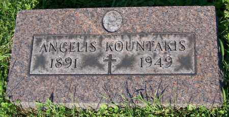 KOUNTAKIS, ANGELIS - Stark County, Ohio | ANGELIS KOUNTAKIS - Ohio Gravestone Photos