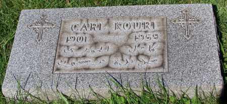 KOURI, CARI - Stark County, Ohio | CARI KOURI - Ohio Gravestone Photos