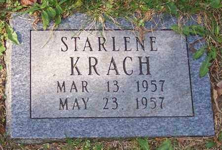 KRACH, STARLENE - Stark County, Ohio | STARLENE KRACH - Ohio Gravestone Photos