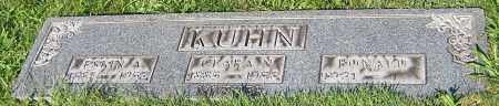 KUHN, RONALD - Stark County, Ohio | RONALD KUHN - Ohio Gravestone Photos