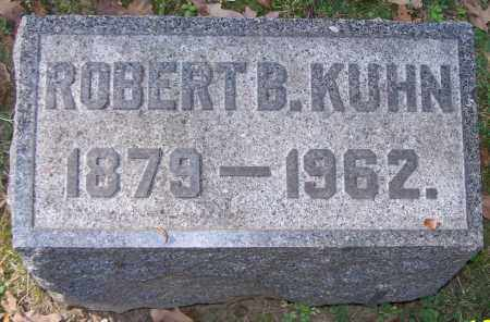 KUHN, ROBERT B. - Stark County, Ohio | ROBERT B. KUHN - Ohio Gravestone Photos