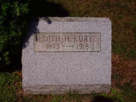 KURTZ, EDITH H. - Stark County, Ohio | EDITH H. KURTZ - Ohio Gravestone Photos