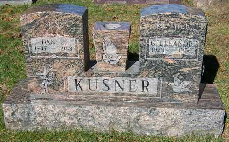 KUSNER, DAN J. - Stark County, Ohio | DAN J. KUSNER - Ohio Gravestone Photos
