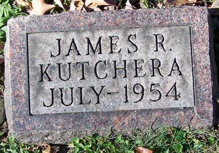 KUTCHERA, JAMES R. - Stark County, Ohio | JAMES R. KUTCHERA - Ohio Gravestone Photos