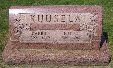 KUUSELA, EVERT - Stark County, Ohio | EVERT KUUSELA - Ohio Gravestone Photos