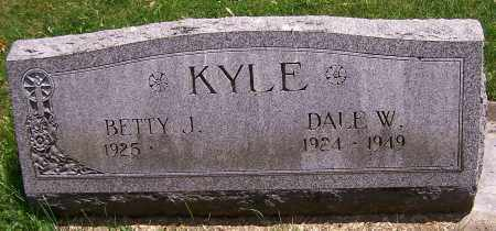 KYLE, BETTY J. - Stark County, Ohio | BETTY J. KYLE - Ohio Gravestone Photos