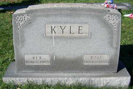 KYLE, ROSE - Stark County, Ohio | ROSE KYLE - Ohio Gravestone Photos