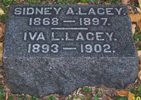 LACEY, IVA L. - Stark County, Ohio | IVA L. LACEY - Ohio Gravestone Photos