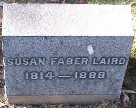 LAIRD, SUSAN FABER - Stark County, Ohio | SUSAN FABER LAIRD - Ohio Gravestone Photos