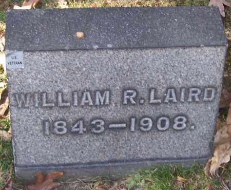 LAIRD, WILLIAM R. - Stark County, Ohio | WILLIAM R. LAIRD - Ohio Gravestone Photos