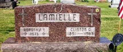 LAMIELLE, CLINTON GEORGE - Stark County, Ohio | CLINTON GEORGE LAMIELLE - Ohio Gravestone Photos