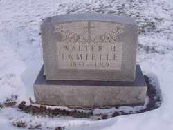LAMIELLE, WALTER  H. - Stark County, Ohio | WALTER  H. LAMIELLE - Ohio Gravestone Photos