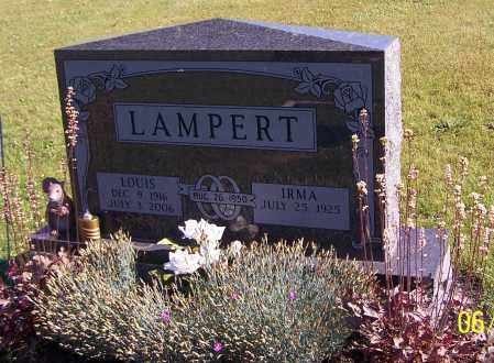 LAMPERT, LOUIS - Stark County, Ohio | LOUIS LAMPERT - Ohio Gravestone Photos