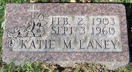 LANEY, KATIE M. - Stark County, Ohio | KATIE M. LANEY - Ohio Gravestone Photos