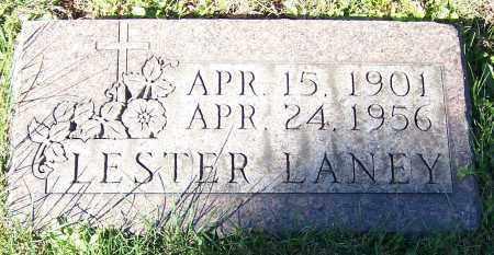 LANEY, LESTER - Stark County, Ohio | LESTER LANEY - Ohio Gravestone Photos