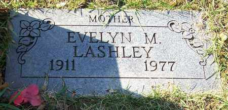 LASHLEY, EVELYN M. - Stark County, Ohio | EVELYN M. LASHLEY - Ohio Gravestone Photos
