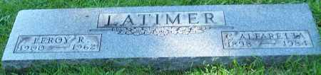 LATIMER, LEROY R. - Stark County, Ohio | LEROY R. LATIMER - Ohio Gravestone Photos
