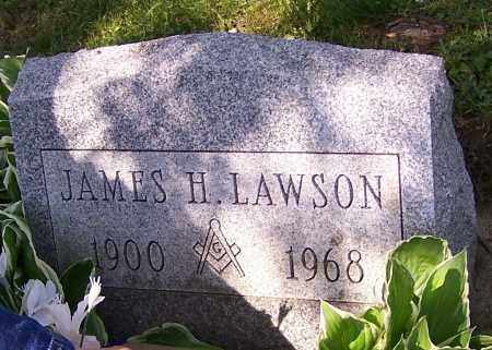 LAWSON, JAMES H. - Stark County, Ohio | JAMES H. LAWSON - Ohio Gravestone Photos