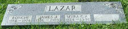 LAZAR, RONCHI - Stark County, Ohio | RONCHI LAZAR - Ohio Gravestone Photos