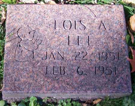 LEE, LOIS A. - Stark County, Ohio | LOIS A. LEE - Ohio Gravestone Photos