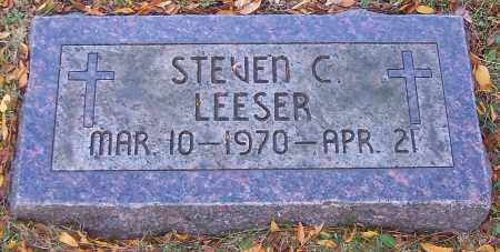 LEESER, STEVEN C. - Stark County, Ohio | STEVEN C. LEESER - Ohio Gravestone Photos