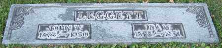 LEGGETT, IDA M. - Stark County, Ohio | IDA M. LEGGETT - Ohio Gravestone Photos