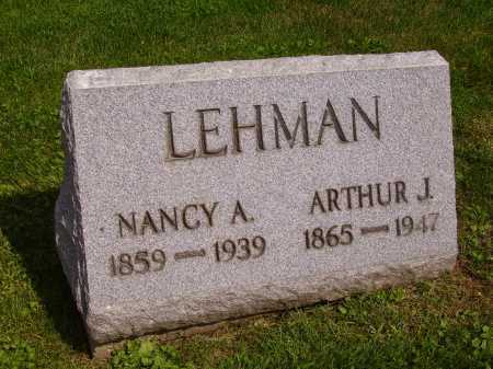 FASKER LEHMAN, NANCY A. - Stark County, Ohio | NANCY A. FASKER LEHMAN - Ohio Gravestone Photos