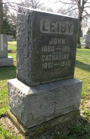 LEISY, JOHN - Stark County, Ohio | JOHN LEISY - Ohio Gravestone Photos