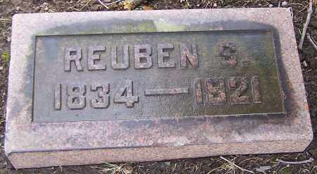 LENHART, REUBEN S. - Stark County, Ohio | REUBEN S. LENHART - Ohio Gravestone Photos