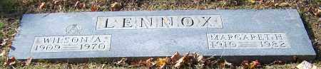 LENNOX, WILSON A. - Stark County, Ohio | WILSON A. LENNOX - Ohio Gravestone Photos