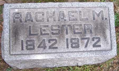 LESTER, RACHAEL M. - Stark County, Ohio | RACHAEL M. LESTER - Ohio Gravestone Photos