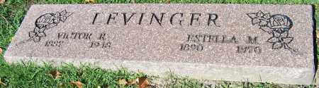 LEVINGER, ESTELLA M. - Stark County, Ohio | ESTELLA M. LEVINGER - Ohio Gravestone Photos