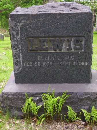 LEWIS, ELLEN - Stark County, Ohio | ELLEN LEWIS - Ohio Gravestone Photos