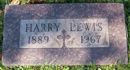 LEWIS, HARRY - Stark County, Ohio | HARRY LEWIS - Ohio Gravestone Photos