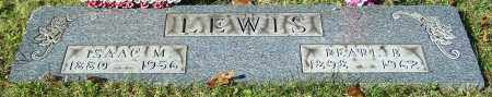 LEWIS, ISAAC M. - Stark County, Ohio | ISAAC M. LEWIS - Ohio Gravestone Photos