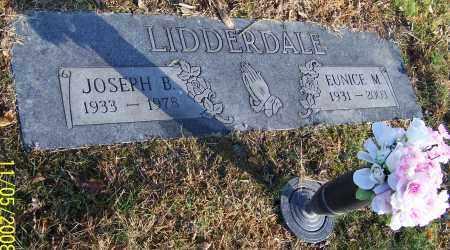 LIDDERDALE, JOSEPH B. - Stark County, Ohio | JOSEPH B. LIDDERDALE - Ohio Gravestone Photos