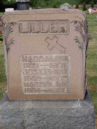 LILLER, MAGDALINE - Stark County, Ohio | MAGDALINE LILLER - Ohio Gravestone Photos