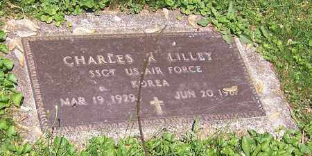 LILLEY, CHARLES R. - Stark County, Ohio | CHARLES R. LILLEY - Ohio Gravestone Photos