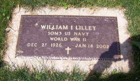 LILLEY, WILLIAM I. - Stark County, Ohio | WILLIAM I. LILLEY - Ohio Gravestone Photos