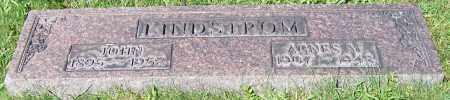 LINDSTROM, AGNES M. - Stark County, Ohio | AGNES M. LINDSTROM - Ohio Gravestone Photos