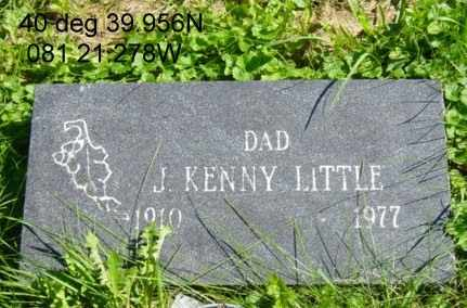 LITTLE, J. KENNY - Stark County, Ohio | J. KENNY LITTLE - Ohio Gravestone Photos