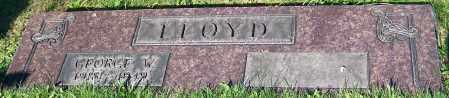 LLOYD, GEORGE W. - Stark County, Ohio | GEORGE W. LLOYD - Ohio Gravestone Photos