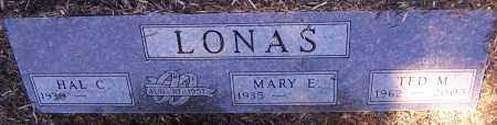 LONAS, TED M. - Stark County, Ohio | TED M. LONAS - Ohio Gravestone Photos