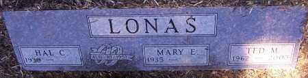 LONAS, MARY E. - Stark County, Ohio | MARY E. LONAS - Ohio Gravestone Photos